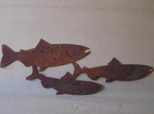 3 Rusty Salmon