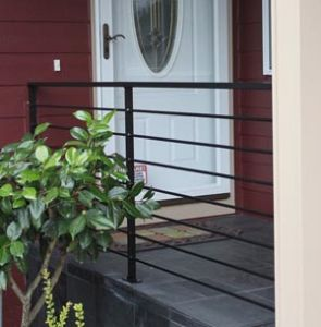 Custom Porch Railing Gresham