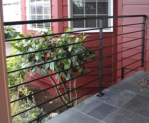 Porch Railing Gresham