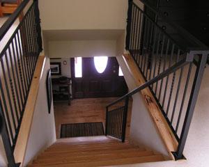 Cabin Stair Rail Husum