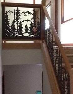 Stair Panel West Linn