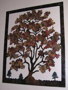 England's Tree (Autumn)