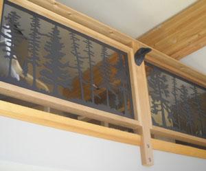 Balcony Tree Panel