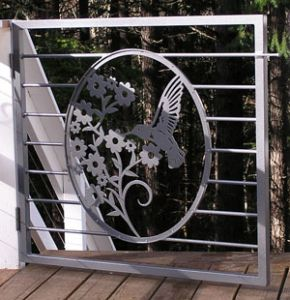 Hummingbird Gate