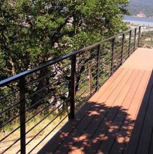 Deck Railing Hood River