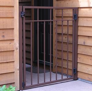 Breezeway Gate