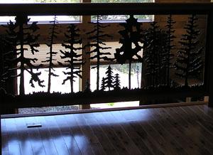 Custom Tree Panel