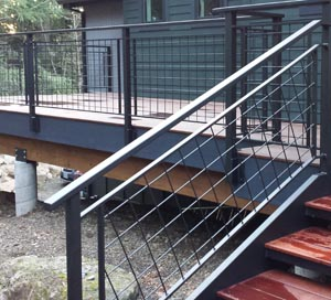Metal Screen Deck Panels