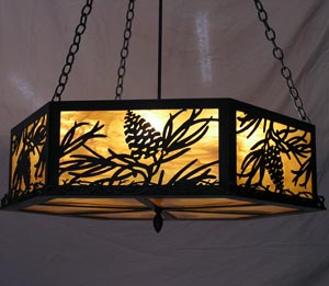 Custom Lighting Parkdale, Oregon